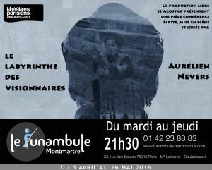 Affiche funambule fcb